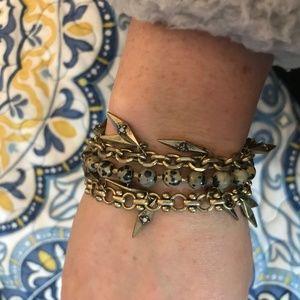 Chloe + Isabel Aventine Fringe Multi Wrap Bracelet